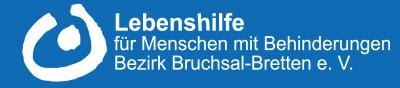 Lebenshilfe für Menschen mit BehinderungenBezirk Bruchsal-Bretten e. V.